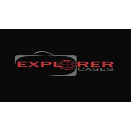 EXPLORER CASE 5833.GE GREEN W/O FOAM + WHEELS