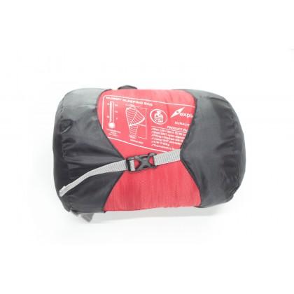 EXPLORER DURALITE 150 RED SLEEPING BAG